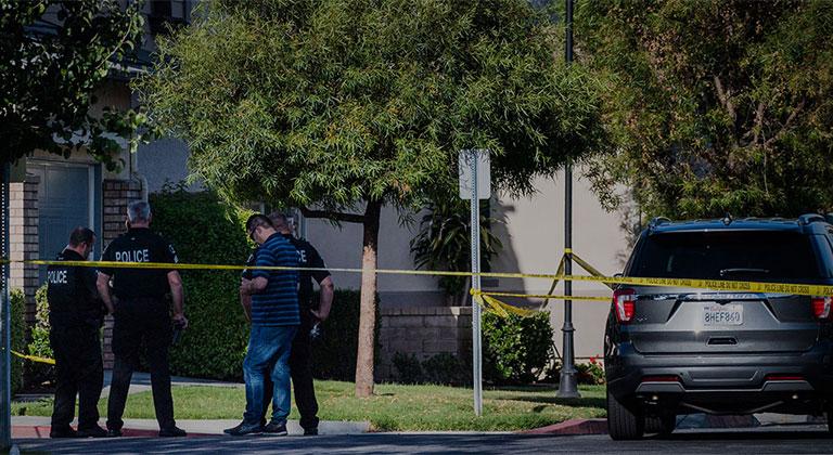 Chino Police shoots man suspected of growing and distributing marijuana