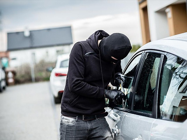 Car-Burglaries in California